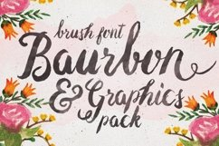 Baurbon and Graphics pack Product Image 1