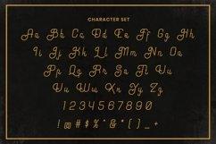 Web Font Monalliza Product Image 3