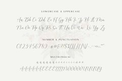 The Britney - Calligraphy Script Product Image 10