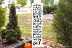 Pumpkin Harvest - Modern Handwritten Script Font Product Image 3