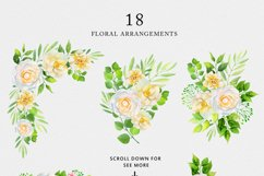 Camellia watercolor collection Product Image 2