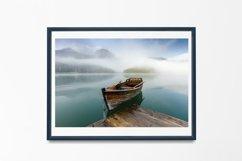 Black Lake - Wall Art - Digital Print Product Image 4