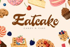 Galatik - Quirky and Sweet Romantic Script Product Image 2