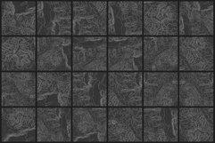 86 Topographic Maps Vector Bundle Product Image 6