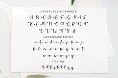 Jaggielka - Modern Script Font Product Image 5