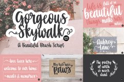 BIG FARMHOUSE FONT BUNDLE - Dixie Type Co. Product Image 13