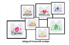 Baby milestone svg bundle, Baby's first USA holidays, my 1st Product Image 4
