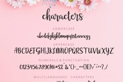 Adelline   beautiful elegant font Product Image 4