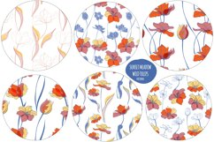 Sunset Meadow of Tulips Product Image 5