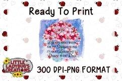 Dance In The Rain 300DPI PNG Printable Digital Design Product Image 1
