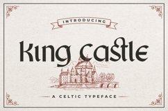 King Castle - Celtic Typeface Product Image 1