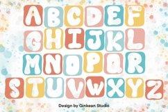Alphabet brushes, 26 Alphabets brush stamp procreate Product Image 1