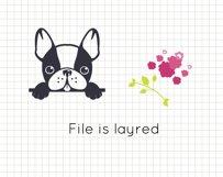 French bulldog clip art Product Image 2