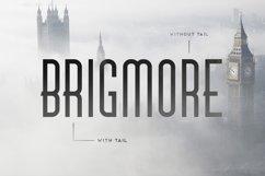 Brigmore Typeface Product Image 1