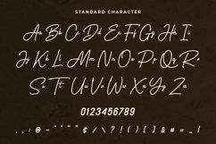Monoline Script Font - Brooklyn Makayla Product Image 3