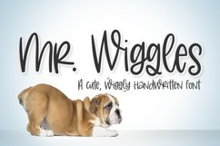 Mr. Wiggles Product Image 1