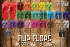 Sandals Sublimation Graphics Product Image 1