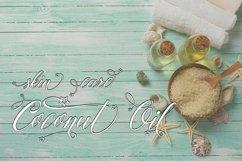 Coconut Script Product Image 4