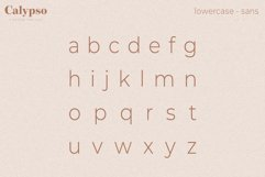 Calypso // A Modern Font Duo Product Image 4