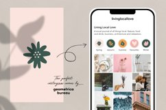 Instagram Highlight Covers Floral Botanics Product Image 4