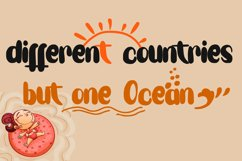 Wave Tidal Quirky Handwritten Font Product Image 6