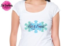 Winter Set - SVG, DXF, EPS Cut Files Product Image 3