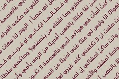 Aqlaam - Arabic Typeface Product Image 4