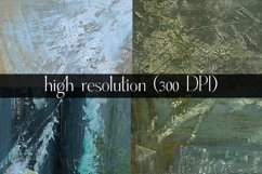 Oil paintings texture collection -20 JPG files Product Image 2