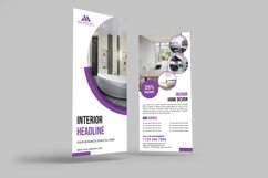 Multipurpose Rack Card Template Product Image 2