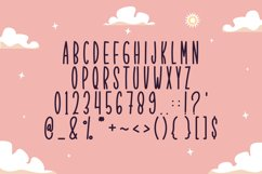 My Rainbow - Cute Display Font Product Image 3