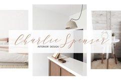 Web Font Perfect Charm - Elegant Font Script Product Image 3