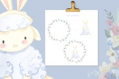 EASTER clipart. Watercolor set Product Image 5