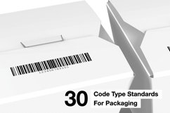 30 Standards type of barcode assets Product Image 2
