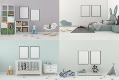 Kids Room Frame Mockups Vol - 12 Product Image 2