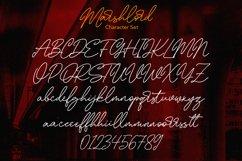 Marshlord Signature Script Font Product Image 9
