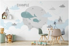 Kids Frames & Wall Mockup Bundle - 5 Product Image 4