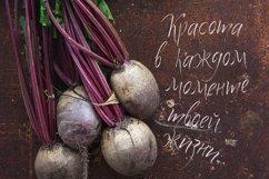 Quick Snack Script Latin & Cyrillic Product Image 2