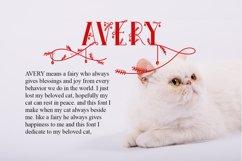 Avery - Christmas Fairy font Product Image 2