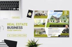 Real Estate Business Flyer Template   US Flyer Landscape Product Image 2