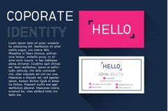 Wafterby Geometric Sans Serif Typeface Product Image 5
