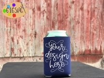 Can Cooler Mockup Bundle 33 Color Choices Product Image 17