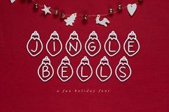 Jingle Bells - A Fun Christmas Font Product Image 1