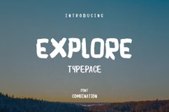 Explore and Typepace Product Image 1