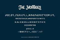 The Mortages - Display Font Product Image 6