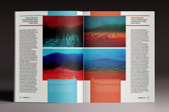 Colorful Indesign Template Product Image 6