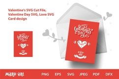 Valentines Card Quotes. Valentine Day SVG, Love SVG Product Image 1