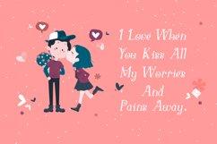 Web Font True Love Product Image 2