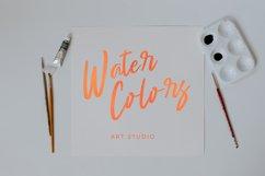 Winsho Brush Typeface Winsho Brush Typeface Winsho Brush Typ Product Image 4