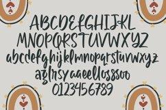 Web Font Quintuplet - Handlettered Font Product Image 5