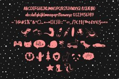 Owen Zoey Kids Characters Font Duo Product Image 3